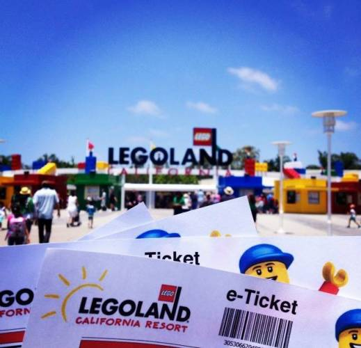 Email Right Away Legoland California e-Ticket - $60 Each Exp. 12/31/21 - $60